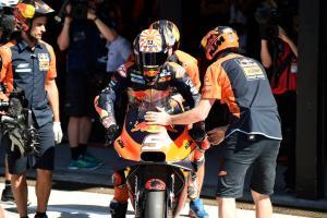 KTM replaces Zarco with Kallio