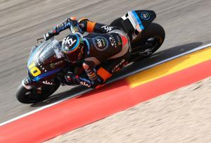 Moto2 Aragon - Free Practice (2) Results