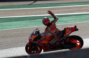 Aragon MotoGP - Full Qualifying Results