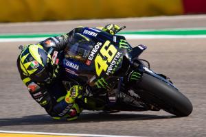 Rossi: Big drop, bad pace