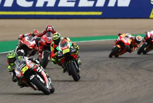 Crutchlow bounces back with Aragon top six