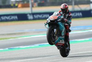 Quartararo beats own expectations, warns more to come