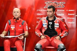 "Petrucci makes ""little step forward"""