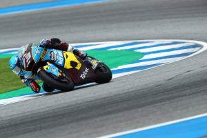 Moto2 Buriram: Stunning lap lifts Marquez to pole