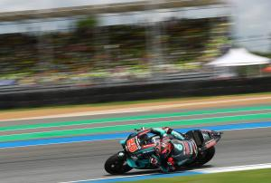 Quartararo: Pole lap and pushing over the limit caused crash