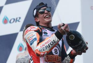 Marquez: Beating Agostini records almost impossible