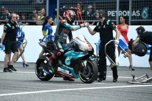 Quartararo gets Yamaha upgrade for 2020 - Updated