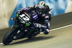 Vinales: We tried many things on the bike