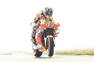 Marquez in control for Japanese MotoGP victory