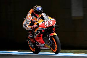 Marquez: Not the best day for us