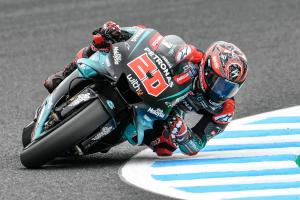 Quartararo: Front end confidence important for Phillip Island