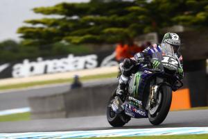 Vinales mendominasi posisi terdepan MotoGP Australia