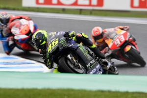 Rossi 'good from the beginning' with Yamaha tweaks