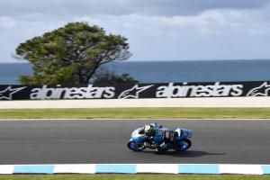 Moto3 Phillip Island - Warm-up Results