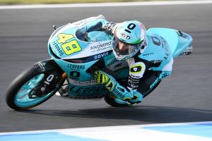 Moto3 Phillip Island - Hasil Race