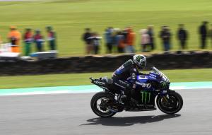 MotoGP Australia - Hasil Pemanasan