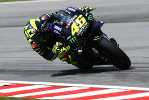Rossi 'competitive', riding style 'very different now'