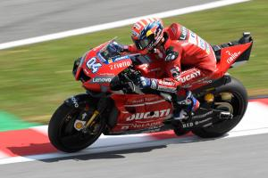 Dovizioso: Not enough for win, but closer than expected