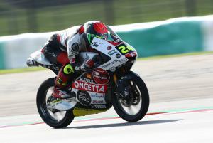 Moto3 Sepang - Free Practice (3) Results