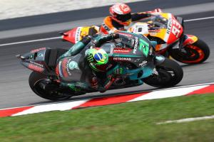 Malaysian MotoGP - Free Practice (4) Results