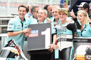 Moto3 Sepang: Back-to-back poles for rapid Ramirez