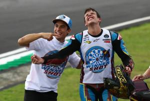 Marquez: Alex is two-time world champion, not just my brother