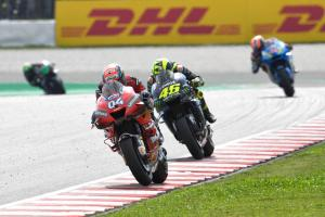 Dovizioso: We didn't have the speed for more