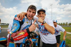 Marc Marquez: Alex is ready for MotoGP - UPDATED