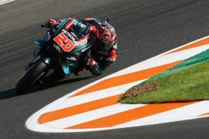 Valencia MotoGP - Free Practice (2) Results