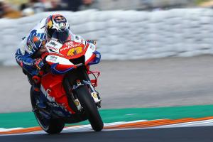 Miller: I tried to save it but proved I am not Marquez!