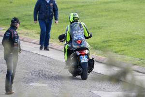 Rossi: First crash clear, second unexpected