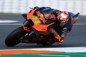 Espargaro: As a factory rider I needed to swap my mentality