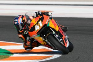 Moto2 Valencia - Free Practice (3) Results