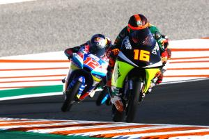 Moto3 Valencia - Qualifying Results