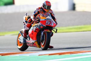 Marquez: Everybody knows Honda the most difficult bike for a rookie