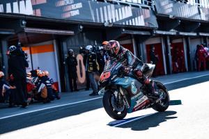 Valencia MotoGP test times - Tuesday (1pm)