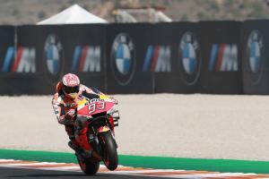 Valencia MotoGP test times - Tuesday (12pm)