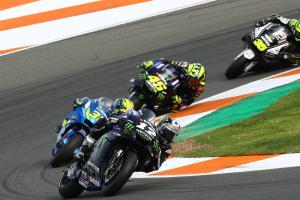 Vinales: Third 'a present', eager to 'start' testing