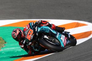 Valencia MotoGP test times - Wednesday (2pm)