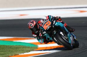 Valencia MotoGP test times - Tuesday (4pm)