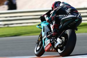 Valencia MotoGP test times - Tuesday FINAL
