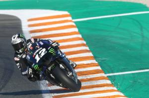 Valencia MotoGP test times - Wednesday (FINAL)