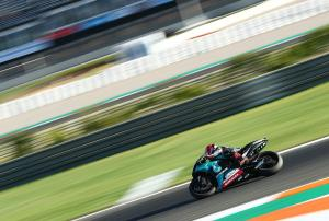 Valencia MotoGP test times - Wednesday (3pm)