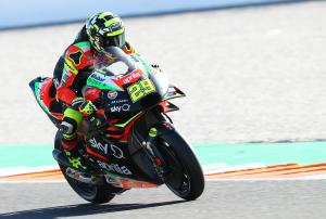 Iannone fire: We pushed a little over the limit…