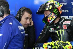 Rossi: Munoz 'new generation' of chief mechanic