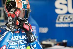 Rins rates his MotoGP season, Suzuki's progress