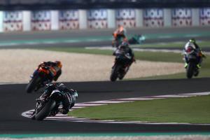 Qatar Grand Prix - Races as it happened