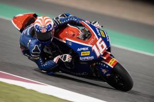 Moto2 Qatar - Qualifying Results
