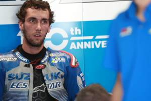 Suzuki menegaskan Alex Rins akan absen di MotoGP Spanyol