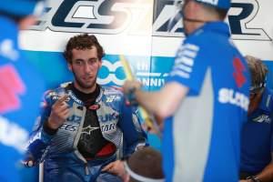 Rins yang cedera khawatir 'sepeda akan menabrak Jack', tetap di Jerez